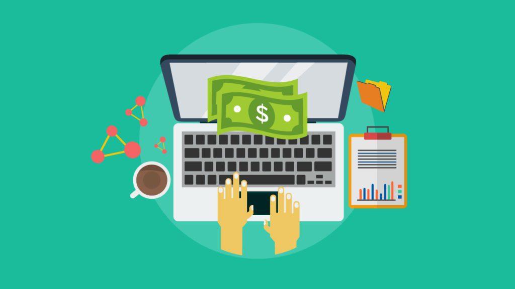 negócio online Marketing Digital os 8Ps