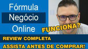 FNO Fórmula Negócio Online Funciona? Alex Vargas quem é?