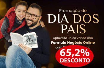 Fórmula Negócio Online Dia dos Pais