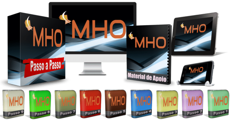 MHO - Mãe Home Office Método passo a passo