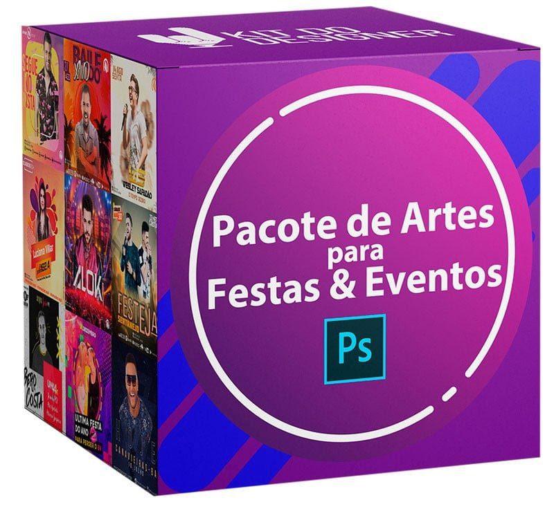 200 Artes Para Festas & Eventos
