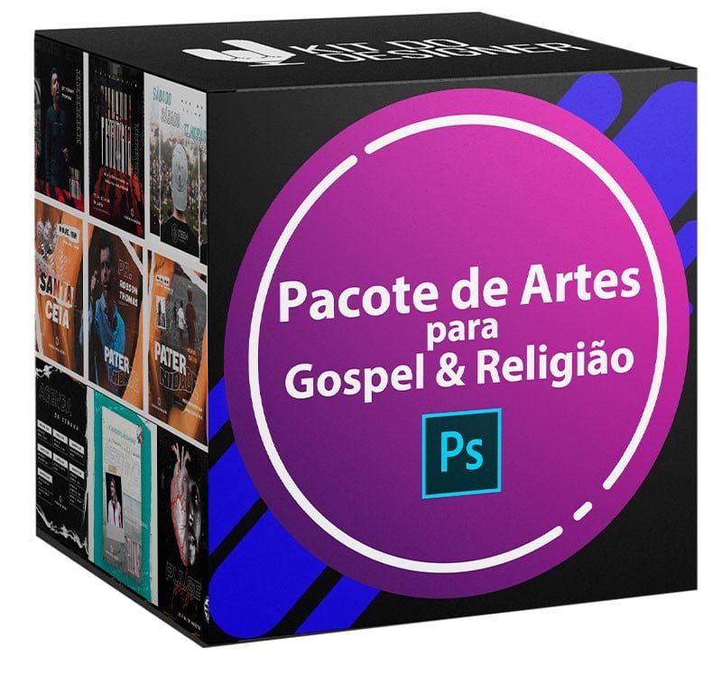 +50 Artes Gospel para Igrejas