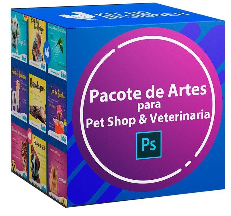 +60 Artes para Pet Shop