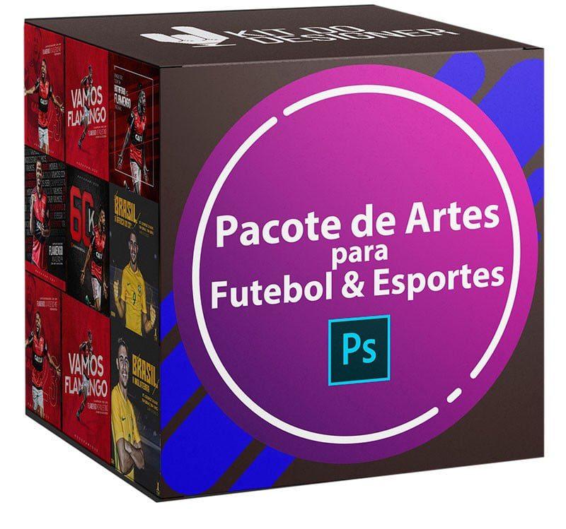 +90 Artes para Futebol & Esportes