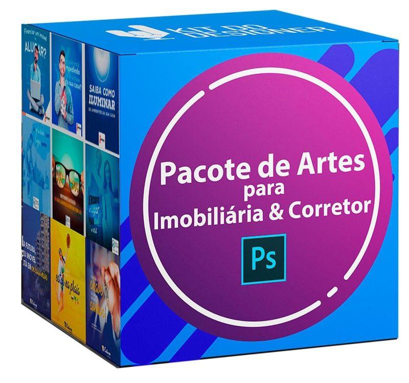 Artes para Imobiliária & Corretores