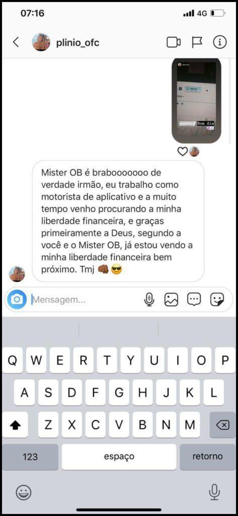 Mister OB - Método Milionário Trabalhar de qualquer lugar do mundo