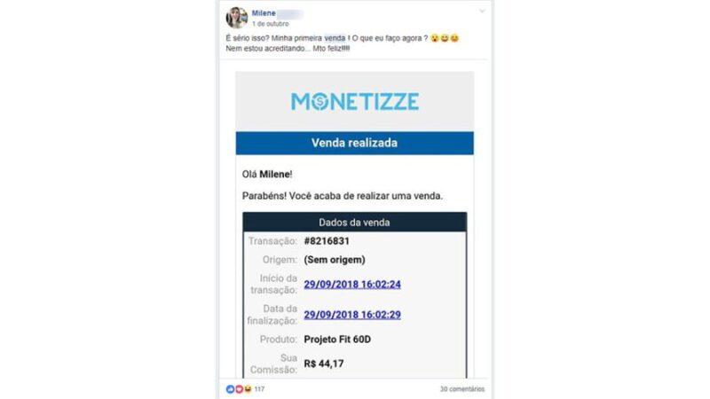 RESULTADOS CLENTES ROBÔ MILIONÁRIO