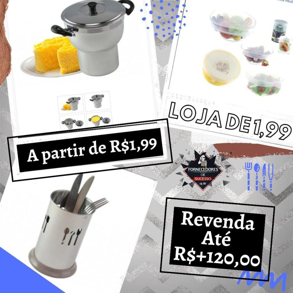 melhores fornecedores de roupas do Brasil