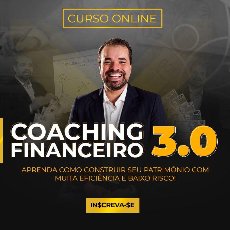 CURSO COACHING FINANCEIRO ONLINE 3.0