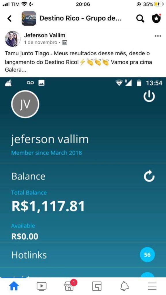 Destino RICO do Tiago Gomes download grátis