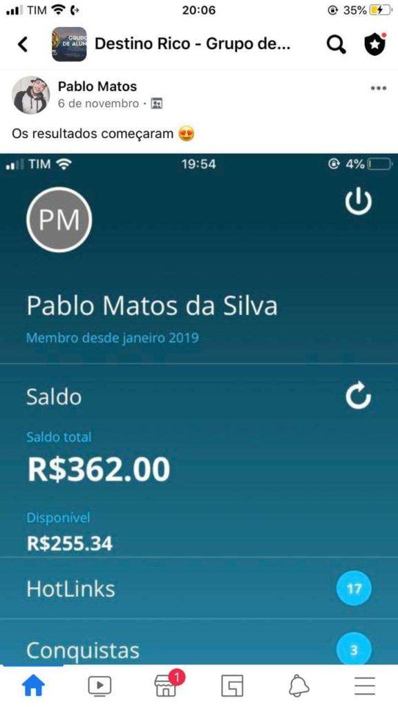 Destino RICO do Tiago Gomes baixar