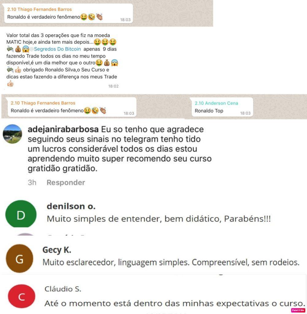 treinamento SEGREDOS DA ANÁLISE TÉCNICA