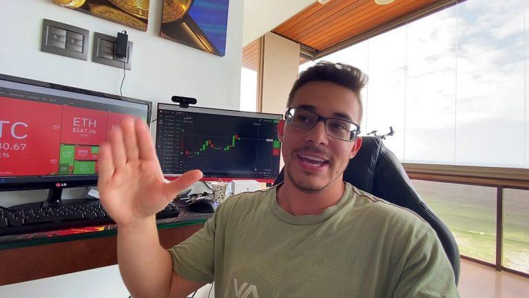 Jonathan Pacheco Como Trabalhar de Casa como Trader