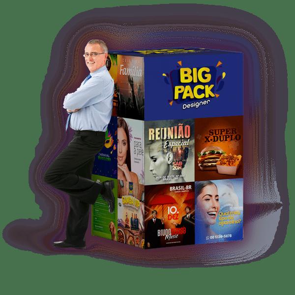 Big Pack Designer