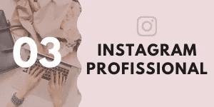 Canva para Negócios 3# Instagram Profissional