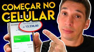 Como começar no marketing digital pelo celular
