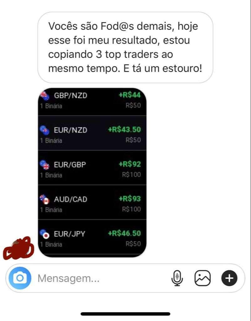 Copy Milionário Funciona