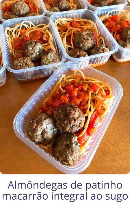 curso fit lucrativo receitas comida saudável