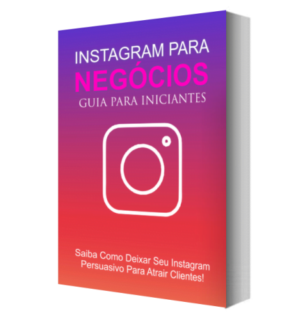 Ebook – Instagram Para Negócios