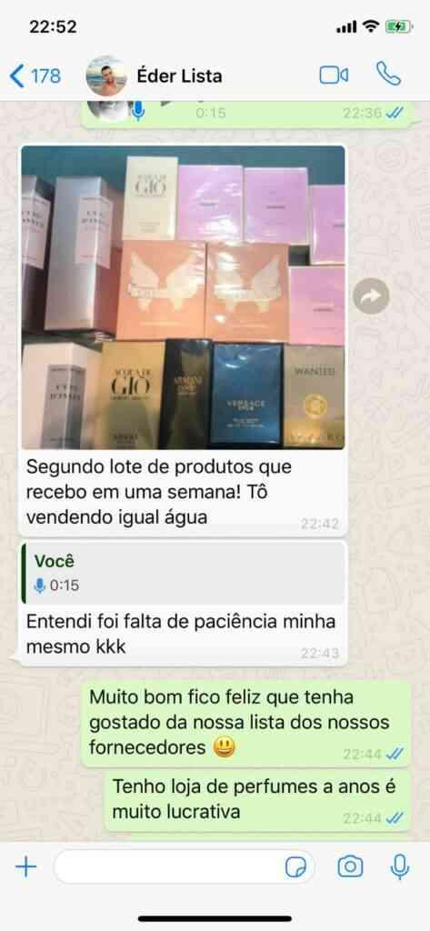 Fornecedores Vip Brasil funciona