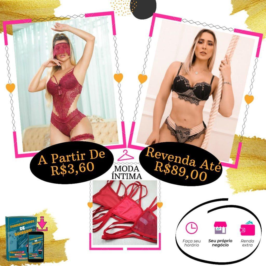 TOP Fornecedores de Sucesso - Moda Feminina