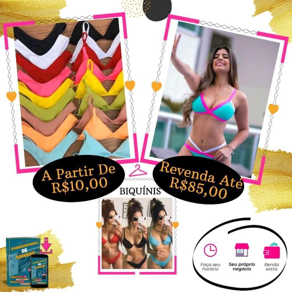 TOP Fornecedores de Sucesso - fornecedores moda feminina atacado