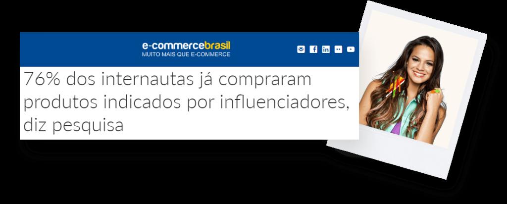 Influenciadores - Bruna Marquezine