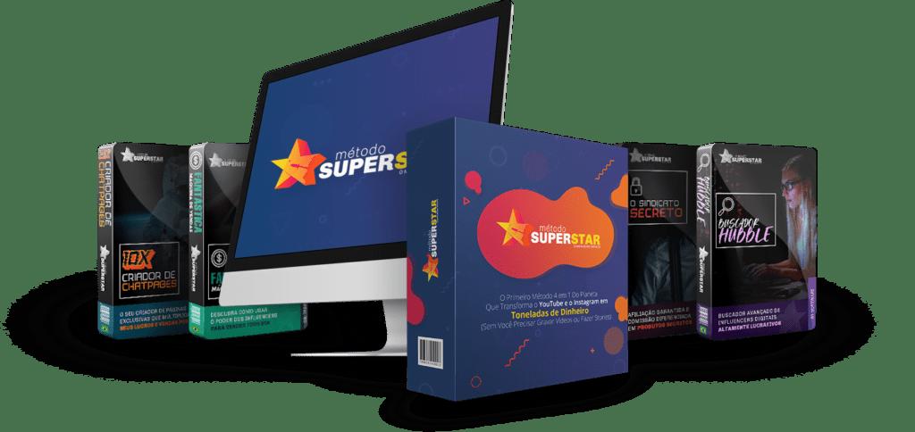 Método Superstar Ganhe Dinheiro com Influenciadores Digitais e Amostras Grátis