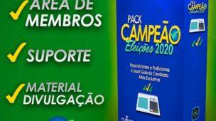 Pack Campeão Eleições 2020