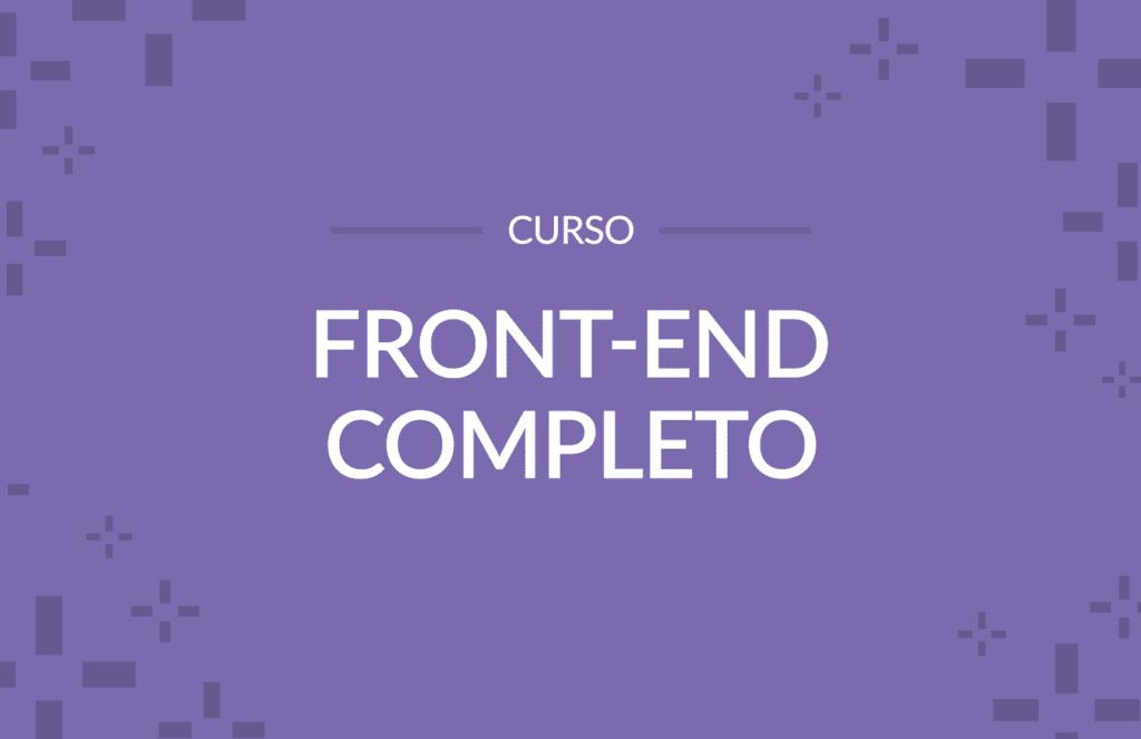 Curso Front-End Completo