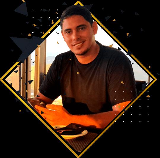 Anderson Franco criador do curso Lucrando Alto em Casa