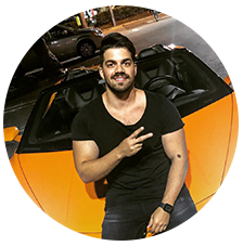 Nicolas Sasso - Especialista em Vendas Online