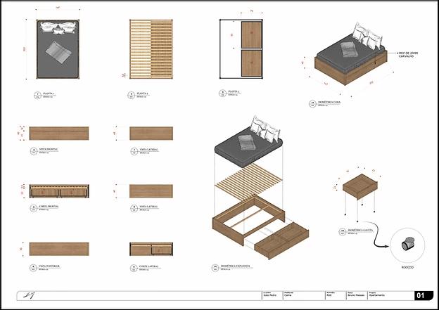 layout para sketchup curso