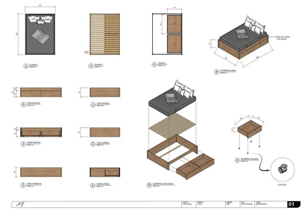 layout para sketchup passo a passo