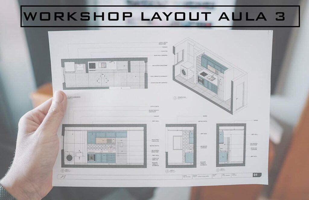 curso de layout para sketchup