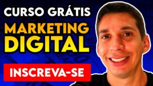 CURSO GRÁTIS DE MARKETING DIGITAL