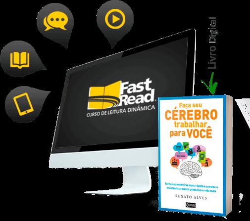 curso de leitura dinâmica FastRead