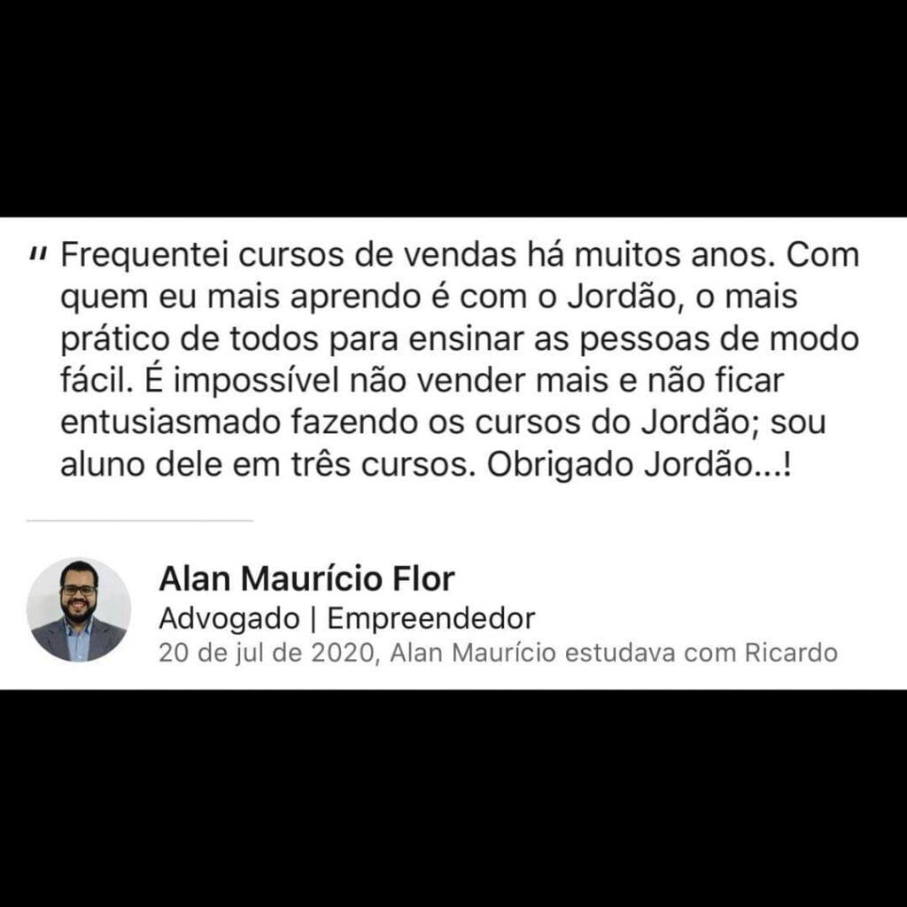 Curso VCT - Vendas Cura Tudo Ricardo Jordão resultado