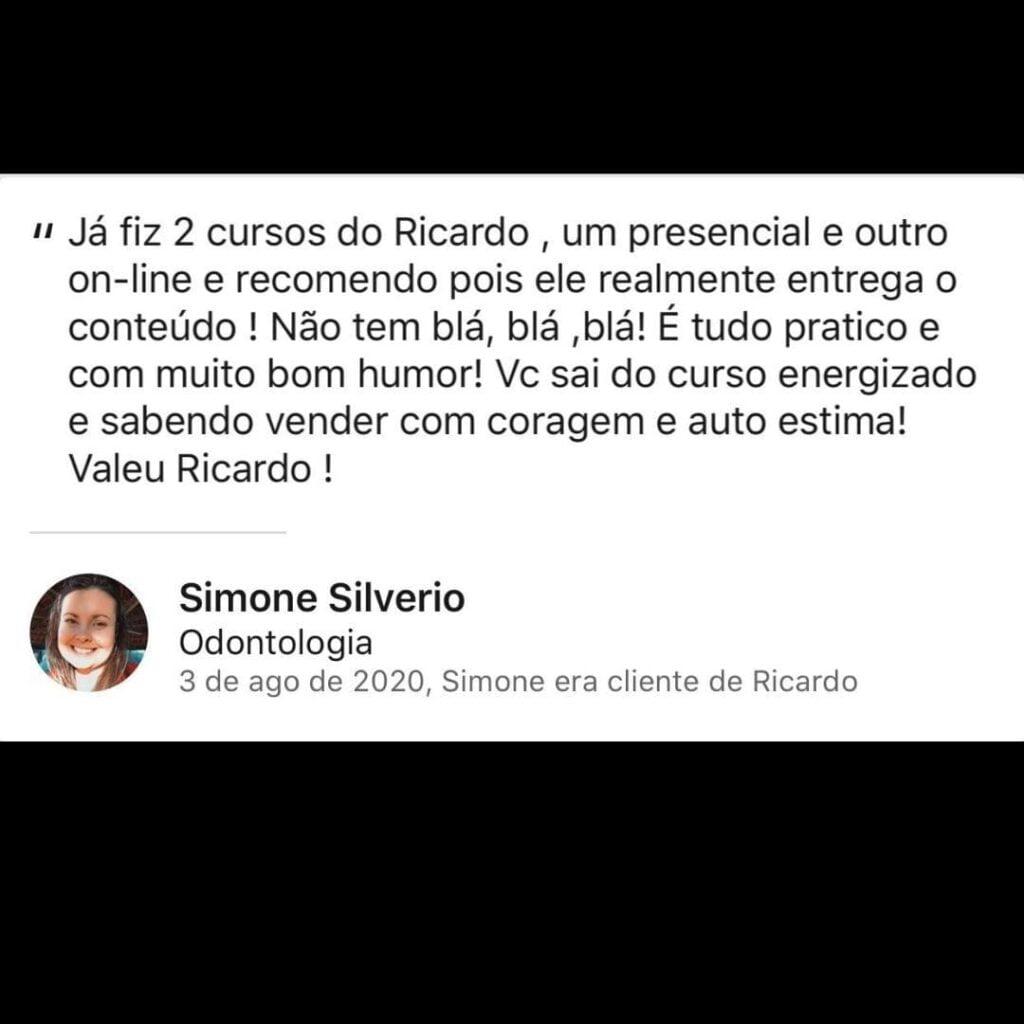 Curso Vendas Cura Tudo do Ricardo Jordão vale a pena