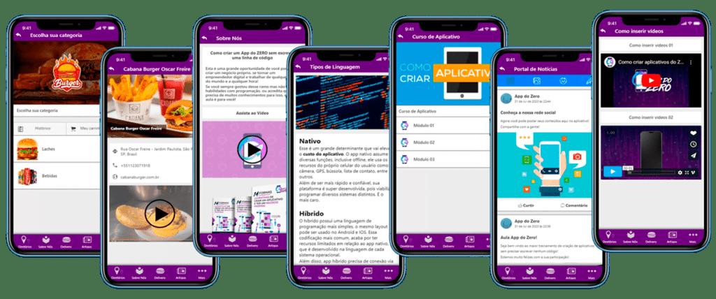 Curso App Do Zero - como criar um aplicativo do zero