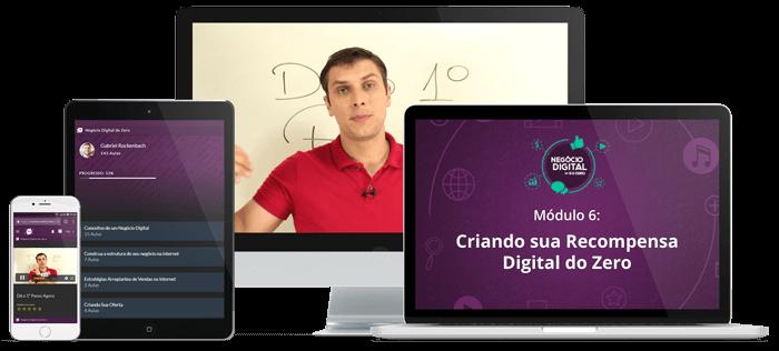 Criando sua Recompensa Digital do Zero