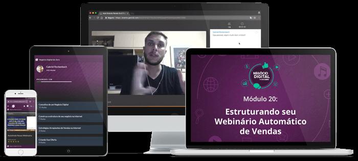 Estruturando seu Webinário Automático de Vendas