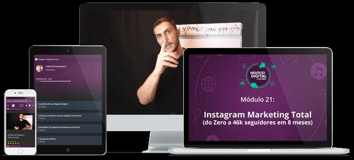 Instagram Marketing Total (do Zero a 46k seguidores em 18 meses)