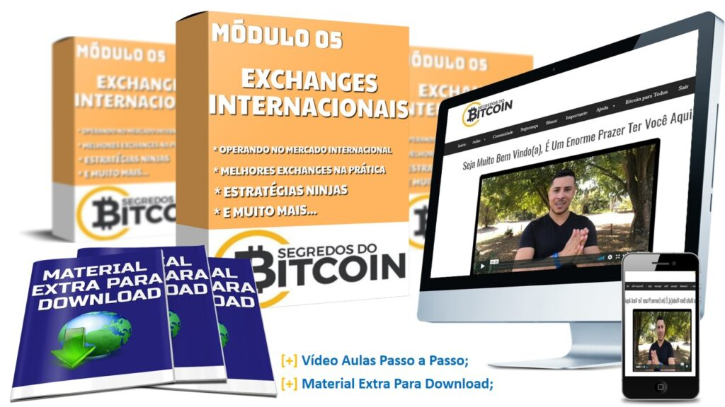 Módulo 05: Exchanges Internancionais