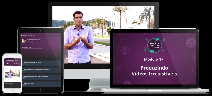 Produzindo Vídeos Irresistíveis