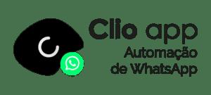 Clio App Automação de Whatsapp