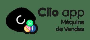 Clio App Máquina de Vendas