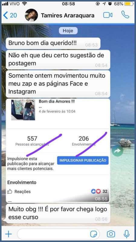 CURSO EMPRESÁRIOS DA MODA funciona