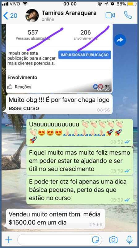 CURSO EMPRESÁRIOS DA MODA é bom