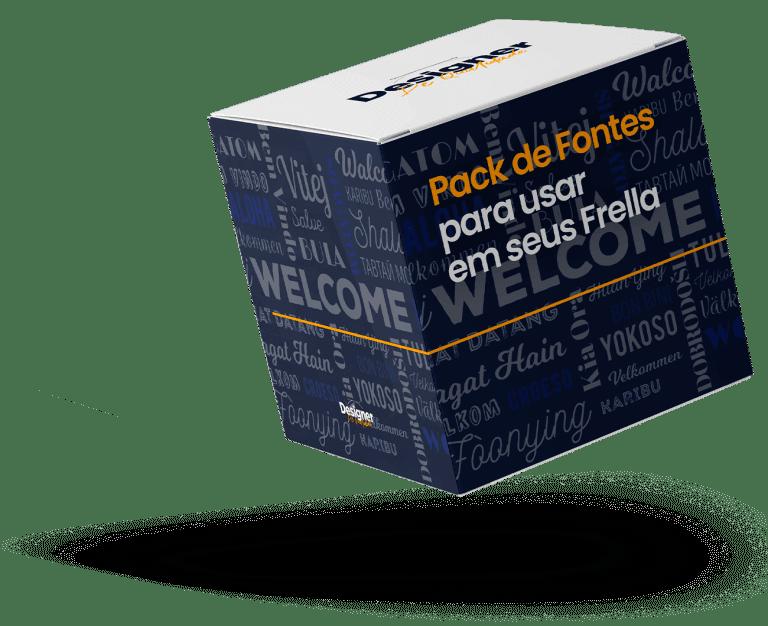 Pack com mais de 1.500 Fontes